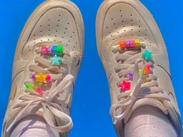 Escolha um tênis de cada cor!👟👢👞🥾