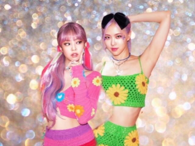 Rosé ou Jennie? Quem serias?