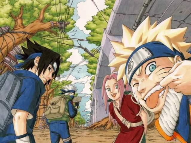 Que menina você seria em Naruto?
