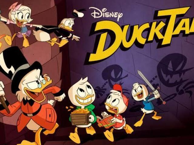 Quem você seria em Ducktales?