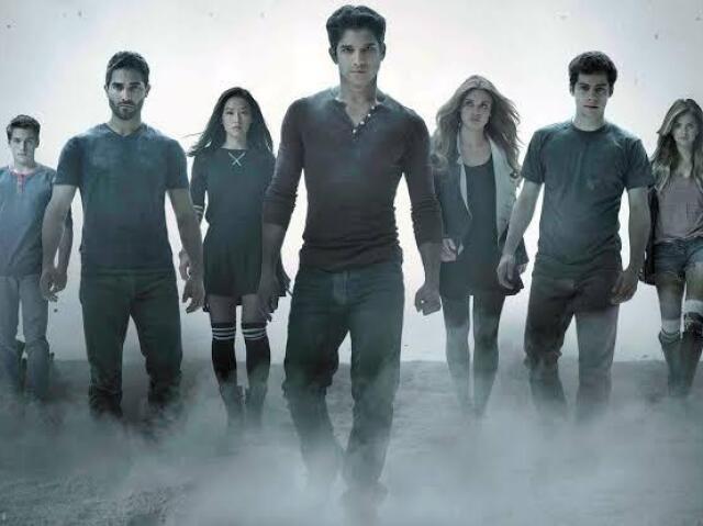 Pergunta sobre a série Teen Wolf