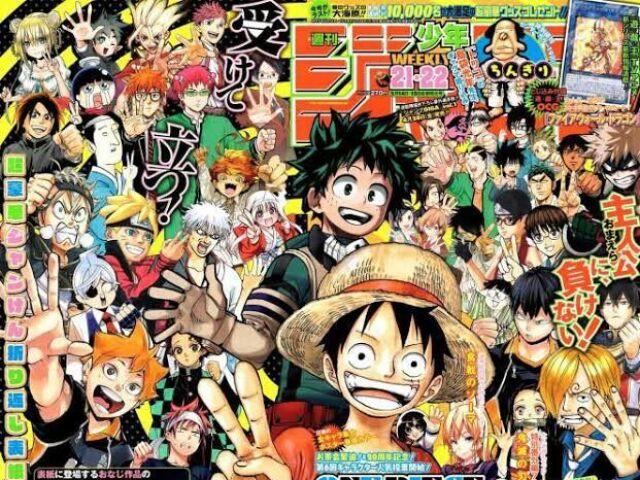 Qual protagonista de anime você seria? PT2