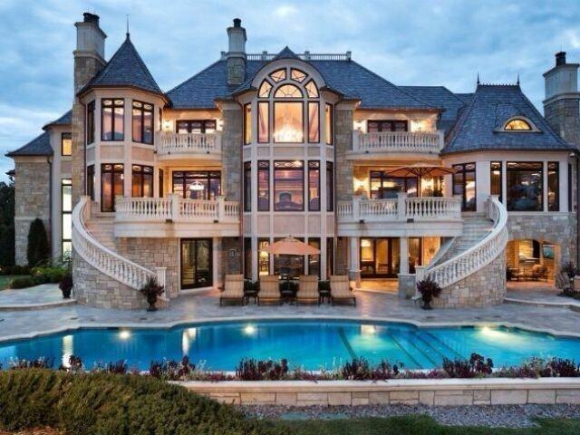 Escolha sua casa dos sonhos!