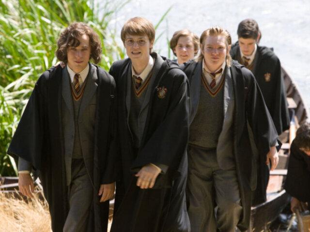 Qual dos Marotos você seria em Harry Potter?