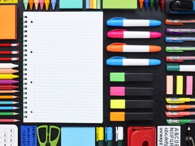 Personalize Seu Material Escolar!