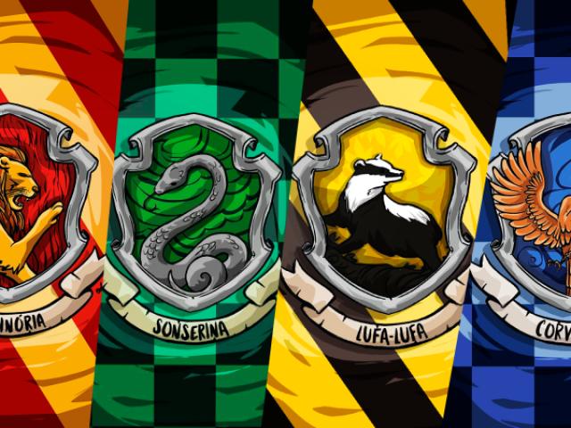 A que casa de Hogwarts você pertence?