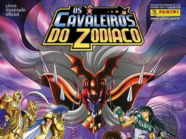 Você sabe tudo sobre Os Cavaleiros do Zodíaco?