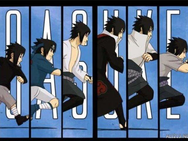 Qual Sasuke você é? versão 2.0