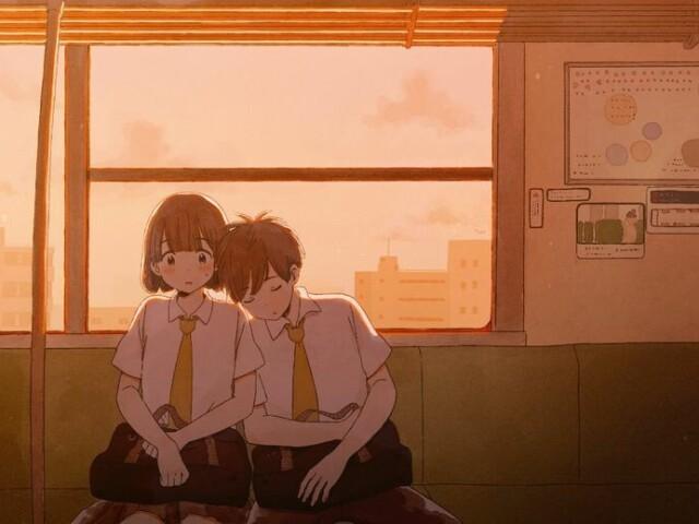 (🌼) Crie seu anime de romance!