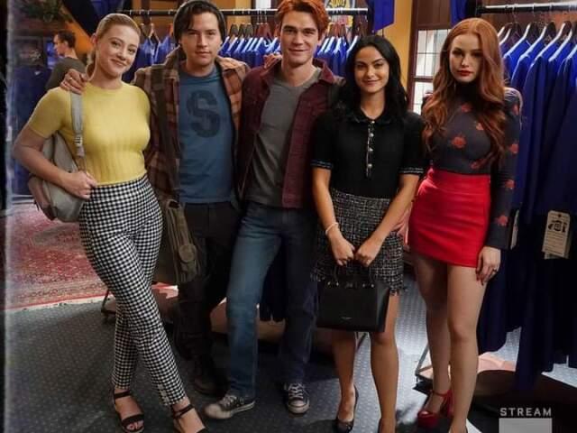 Qual menina de Riverdale você seria?