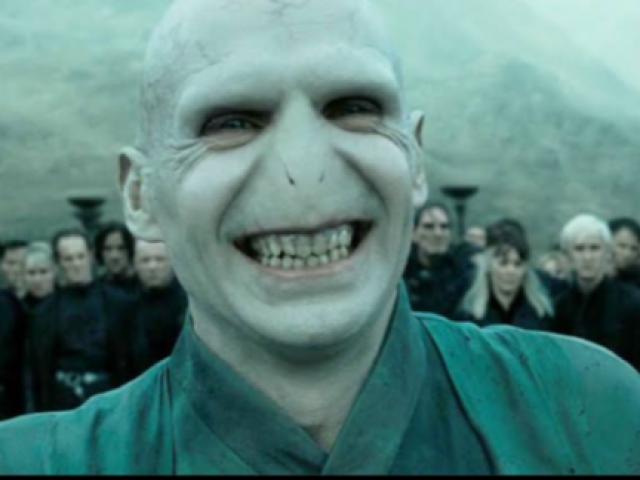 "Você sabe tudo sobre ""Lord Voldemort""?"