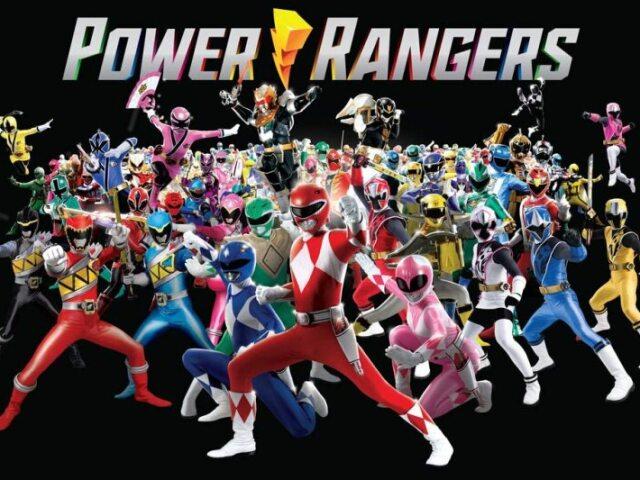 Qual time de Power Rangers você seria?