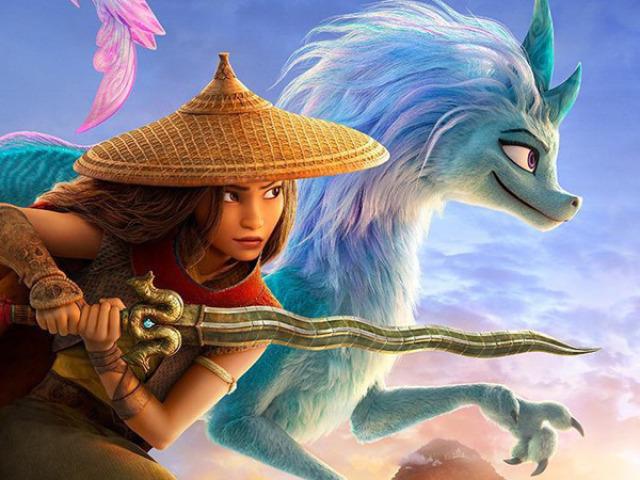 Qual personagem de Raya e o Último Dragão você seria?