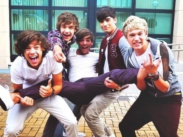 Quem você seria do One Direction? Descubra!