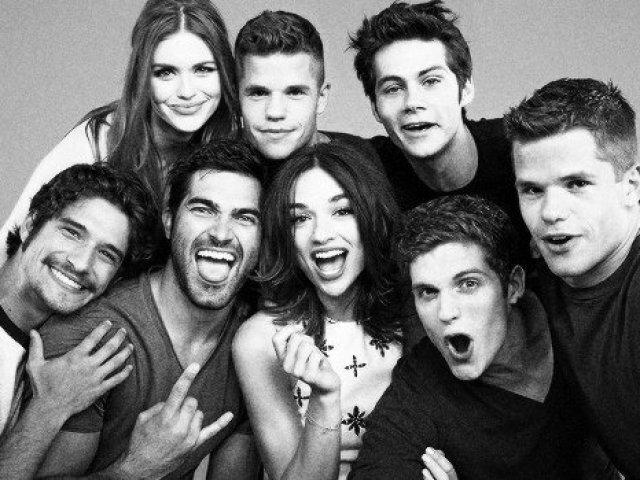 Quem você seria de Teen Wolf?
