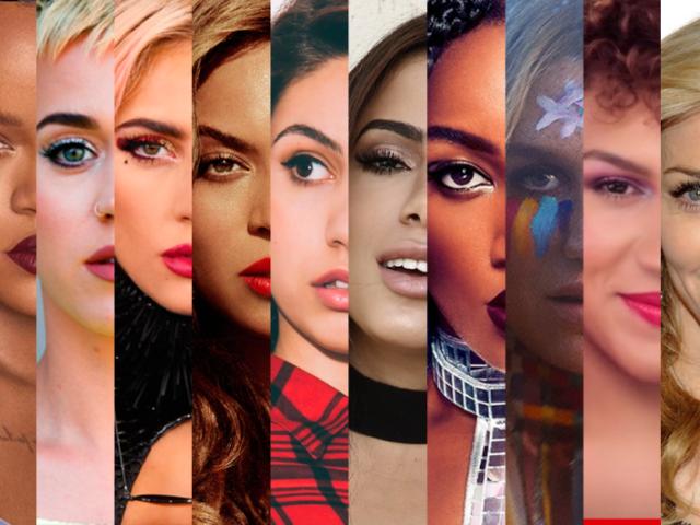 Qual dessas cantoras famosas tem o seu estilo?