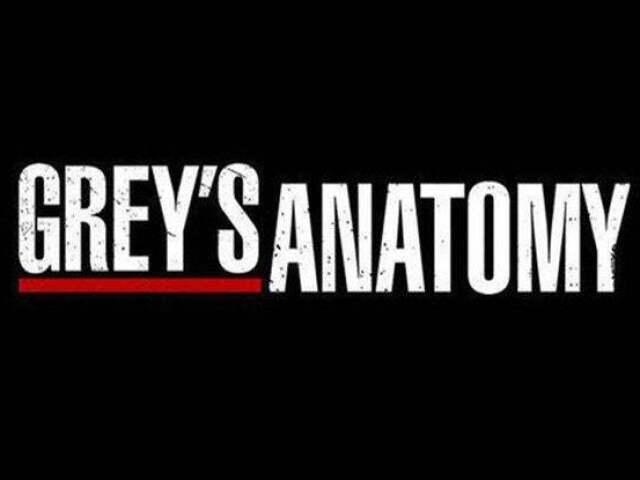 Grey's Anatomy 😷