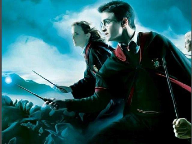 Você sabe quem interpreta os personagens de Harry potter?