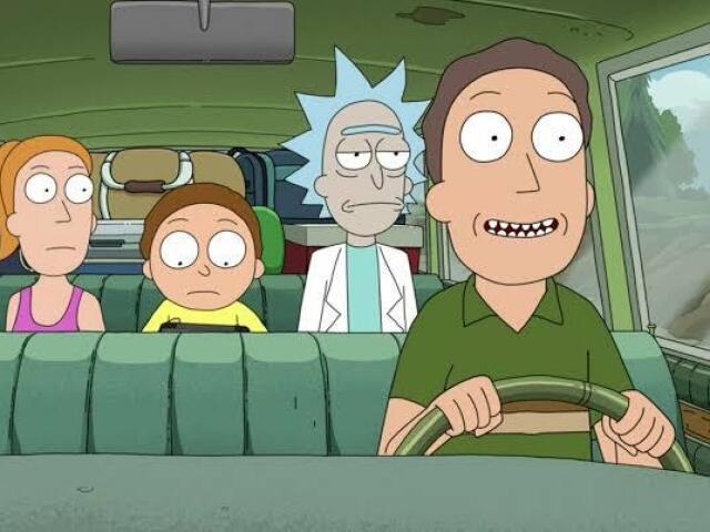 Você é um Jerry ou um Rick?