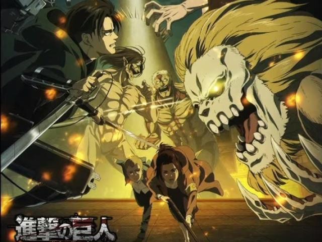 Você realmente conhece Shingeki no Kyojin?