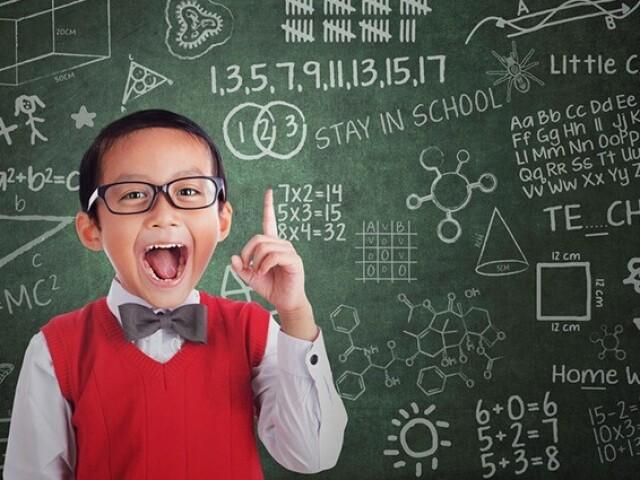 Testando os seus conhecimentos em matemática.