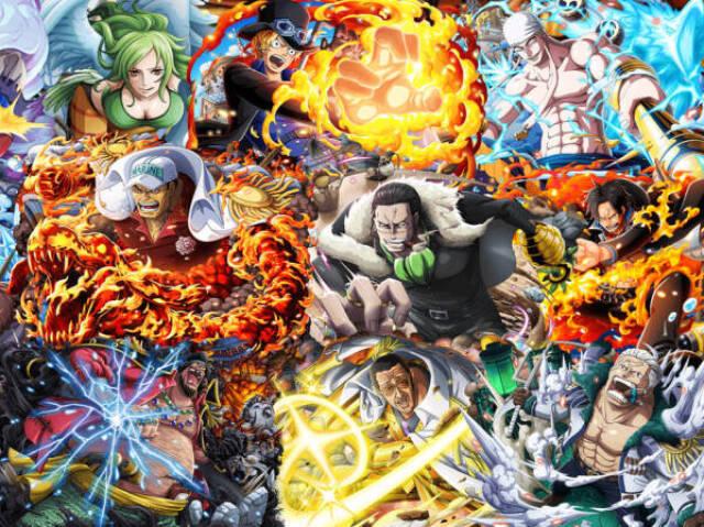 Qual fruta logia de One Piece você teria?