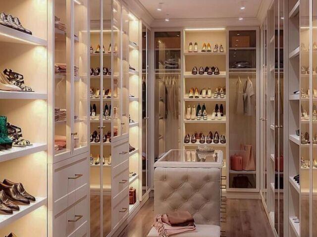 Monte seu closet
