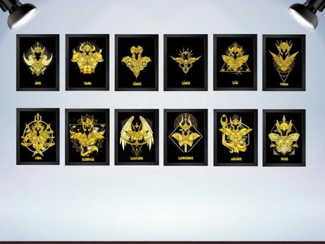 Qual sua armadura em Os Cavaleiros do Zodíaco?