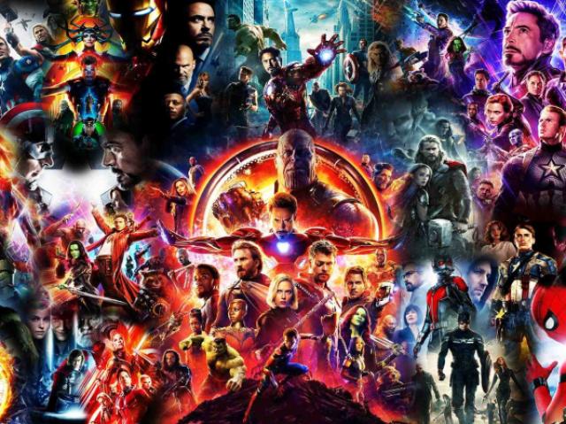 Você conhece os filmes da Marvel?