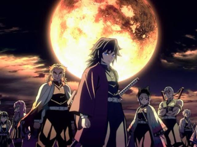 Você conhece os Hashiras de kimetsu no yaiba (demon Slayer)