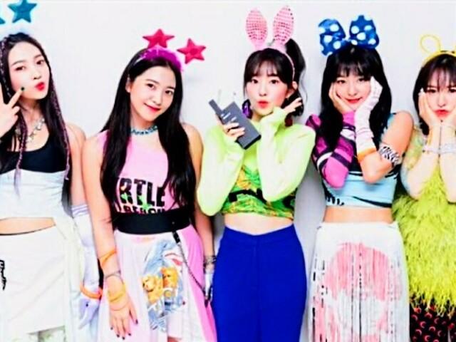 Quantas e qual(is) posições você teria se fizesse parte do Red Velvet?