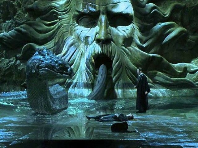 Você é um herdeiro de Salazar Slytherin?