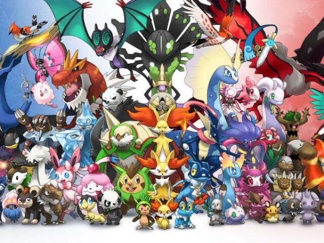 Pokémon você conhece mesmo?