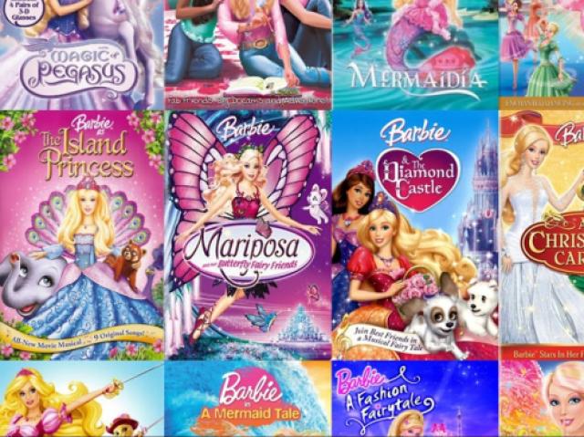 Quem você seria nos filmes da Barbie?