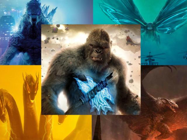 Qual dos principais titãs do Monstro Verso você seria?