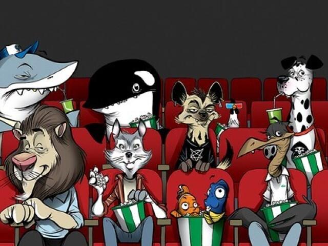 Você conhece os pets das animações?