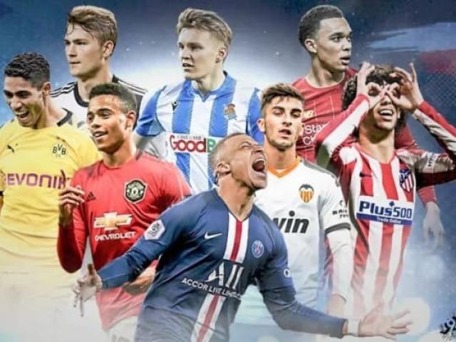 Você sabe quais são as principais promessas do futebol?