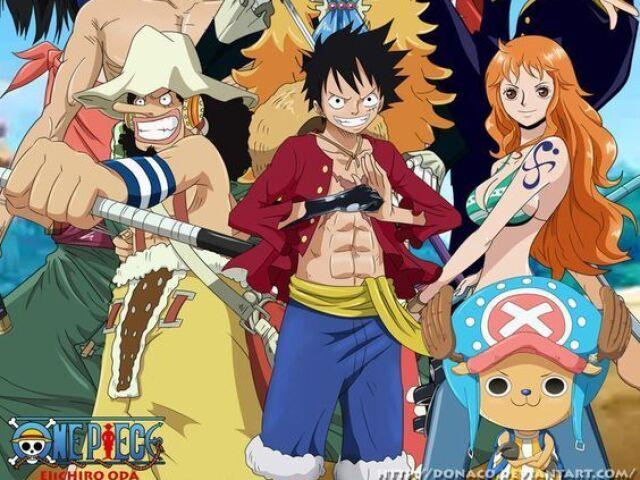 Vamos ver se você sabe tudo sobre One Piece?
