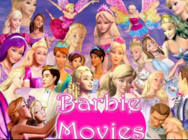 Descubra o filme da Barbie pela cena