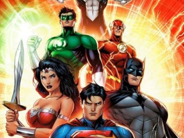 Qual herói da liga da justiça você é?