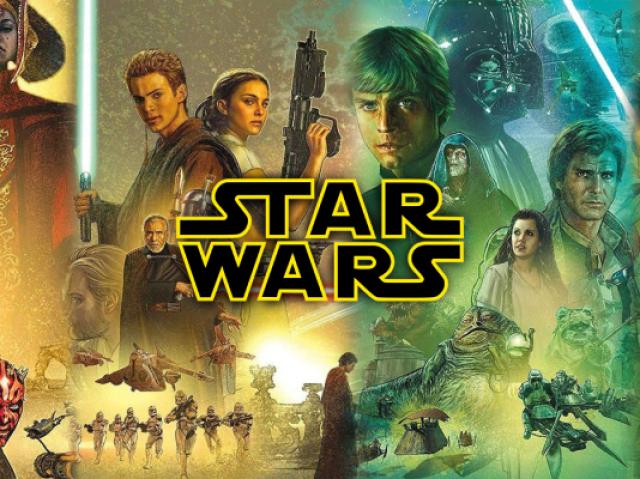 Quiz de Star Wars - 2021