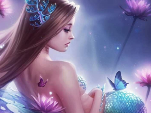 Que tipo de sereia você é?