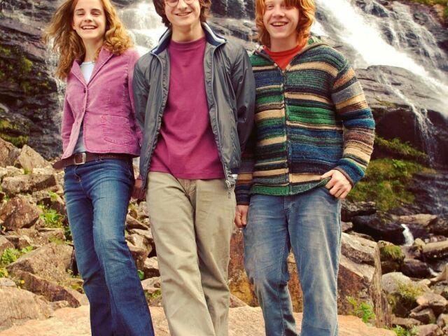 Quem seria seu(a) melhor amigo(a) em Harry Potter?