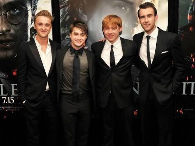 Quem seria seu namorado em Hogwarts?