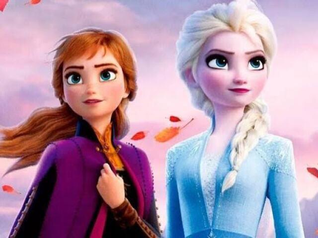 Você é mais Elsa ou Anna?
