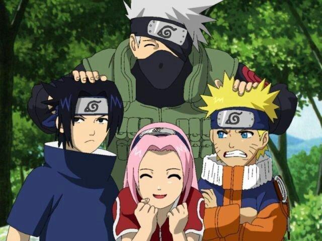 Quiz de Naruto (médio)