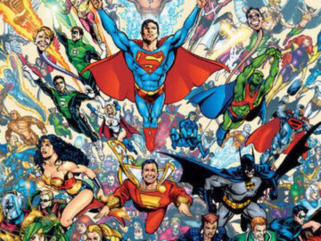 Que herói você seria?