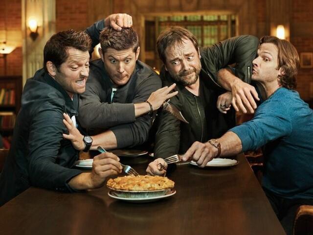 Quem você seria em Supernatural?