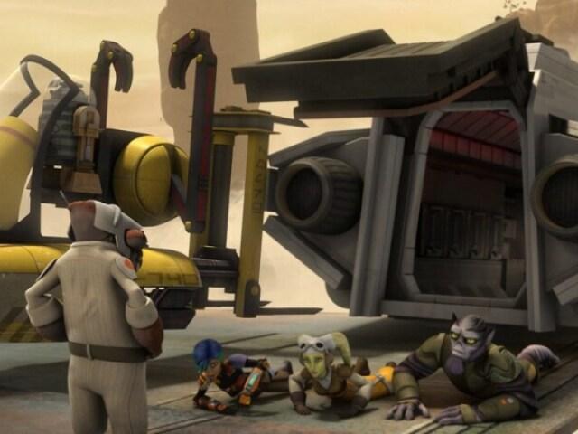 Qual é o nome deste veículo de Star Wars? (Parte 2)