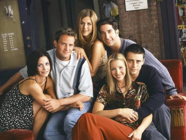 Você é realmente fã de Friends?